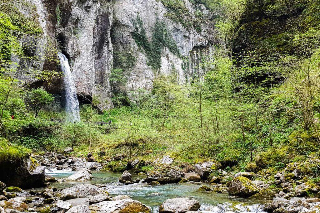Gargantas de Kakueta, Selva de Irati 3