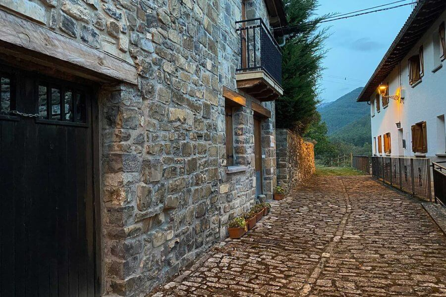 Villa de Roncal