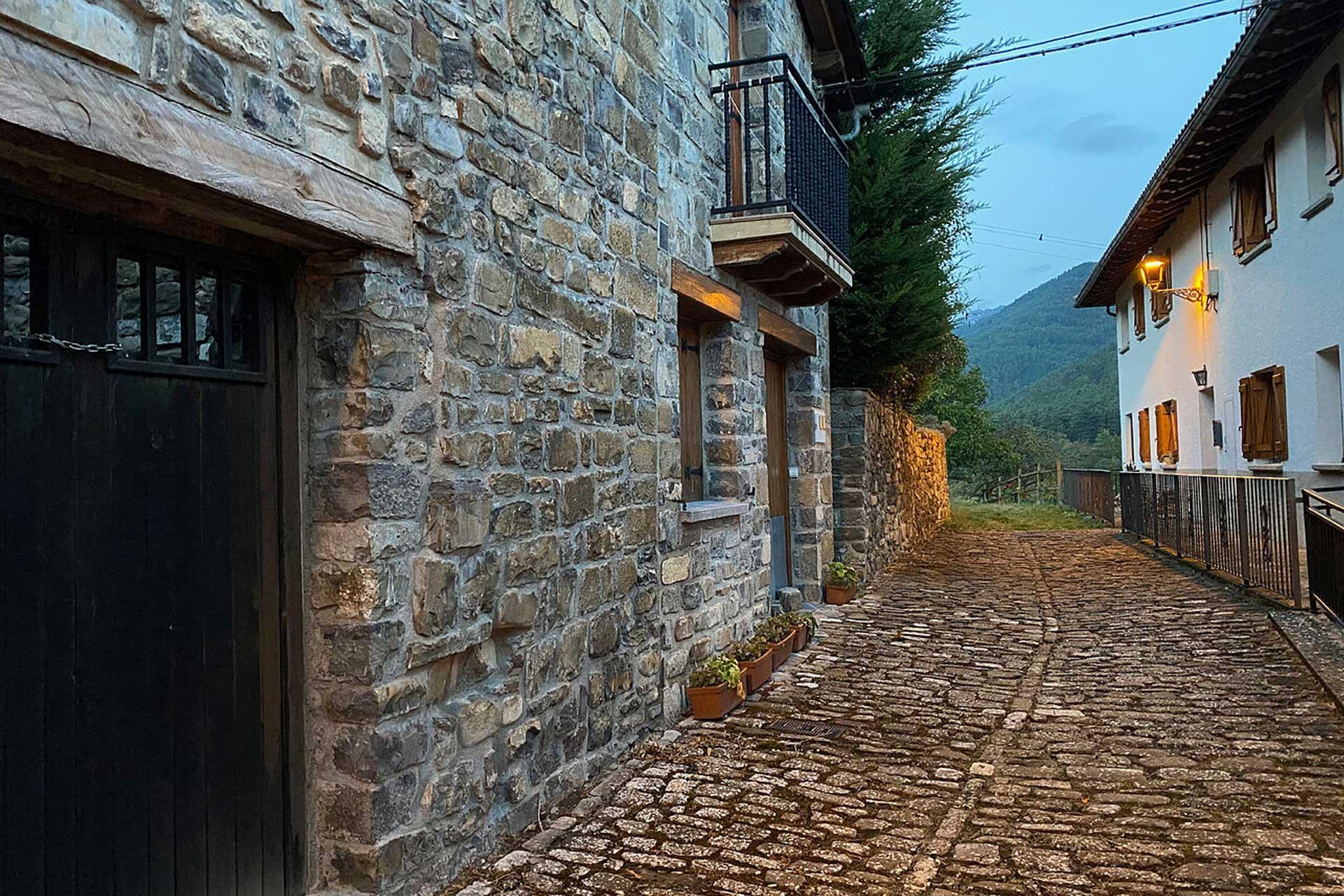 La Villa de Roncal